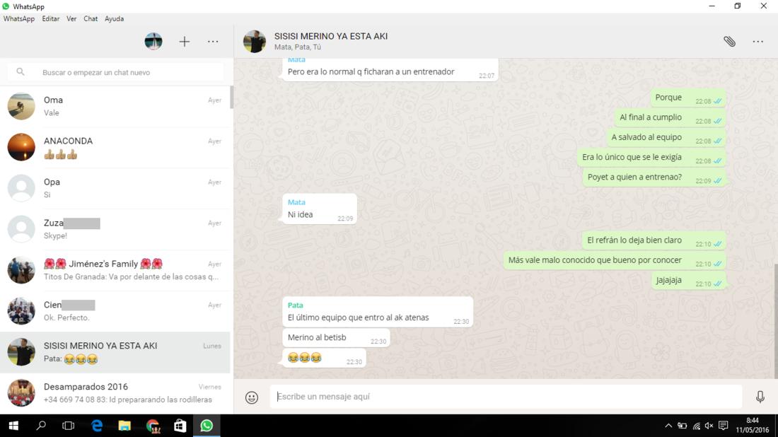 Abkürzung Whatsapp