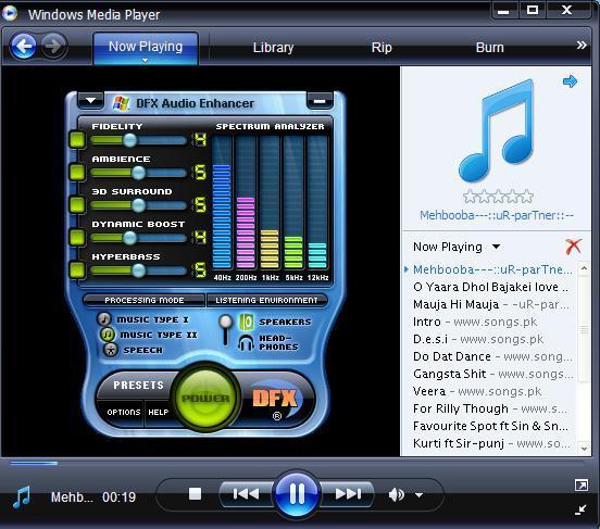 Dfx Audio Enhancer 11 108 مضخم الصوت الشهير Picture.