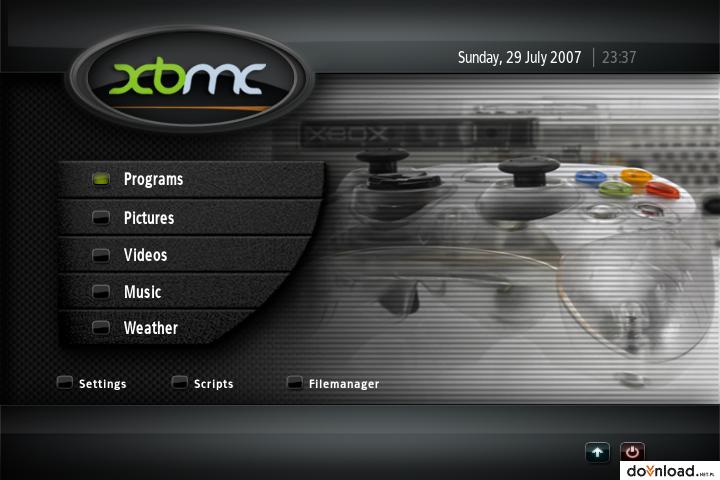 XBMC is an award winning media center application for Linux, Mac OS X