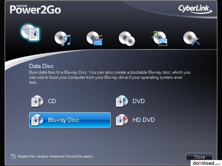 Free Downloads Power Dvd Burner